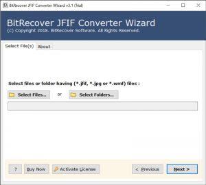 bitrecover jfif converter wizard windows