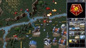 command conquer red alert القديمة