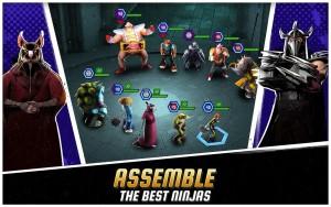 ninja turtles legends android