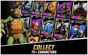 ninja turtles legends للايفون