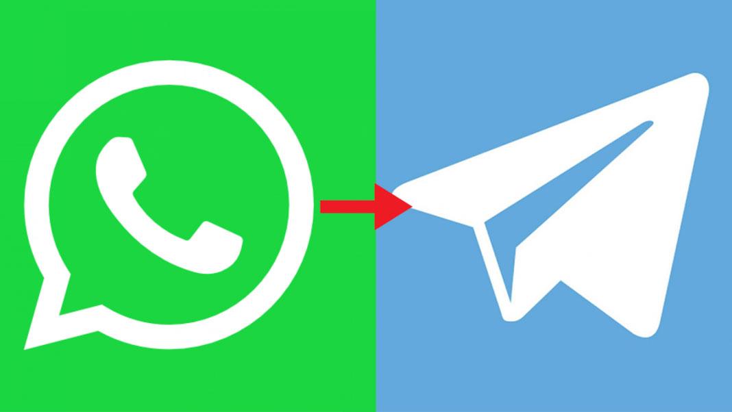 whatsapp to telegram