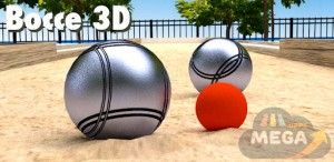bocce 3d game
