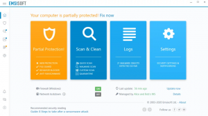 emsisoft anti malware ويندوز