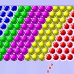 bubble shooter للايباد