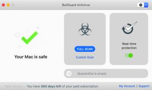 bullguard internet security ماك