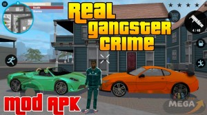 real gagster crime game